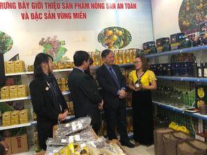 Lào Cai nâng cao vị thế hàng nông sản qua thương mại điện tử
