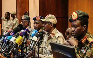 Quân đội Sudan và phe đối lập nhất trí giai đoạn chuyển tiếp trong ba năm