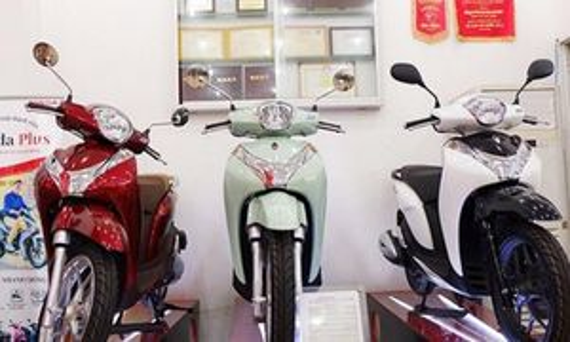 Honda SH Mode 125 mới giá từ 51,6 triệu tại Việt Nam