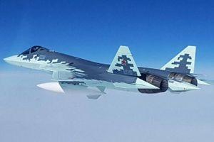 Máy bay chiến đấu Su-57 của Nga sẽ được trang bị 'vũ khí của tương lai'