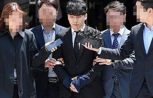 Tòa án Hàn Quốc từ chối lệnh bắt giữ Seungri