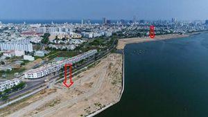 Dự án bên sông Hàn: Bỏ các nhà cao tầng để mở rộng không gian công cộng
