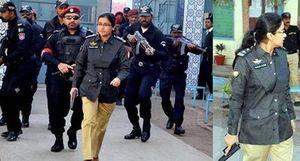 Suhai Aziz Talpur: Nữ cảnh sát oai hùng của Pakistan