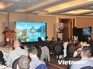 Quảng Ninh đẩy mạnh xúc tiến quảng bá du lịch tại London