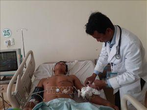 Bệnh viện Bà Rịa cứu bệnh nhân bị đâm thủng tim, ngưng thở