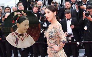 A hoàn của Cao Quý Phi trong 'Diên Hi công lược' bị đuổi khỏi thảm đỏ vì tạo dáng quá lâu tại Cannes 2019