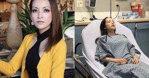 Đạo diễn Linh Nga bị tai nạn tại trường quay ở Mỹ