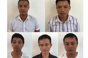 Khởi tố thêm 6 đối tượng phá rừng di sản Phong Nha - Kẻ Bàng