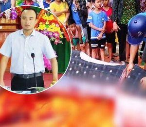 Chủ tịch TP.Sầm Sơn xin 'rút kinh nghiệm' vụ thông tin cá nhám voi quý hiếm bị dân xẻ thịt là cá mập hoa