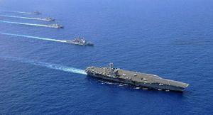 Mỹ kêu gọi các nước tăng cường tuần tra tự do hàng hải Biển Đông