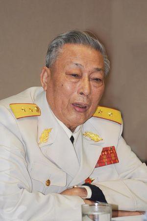 Tấm lòng của Trung tướng Đồng Sĩ Nguyên