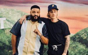 Justin Bieber xuất hiện trong album mới của DJ Khaled: Củng cố danh hiệu 'thánh hát ké'