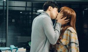 Những nụ hôn quá đỗi nóng bỏng trong phim Hàn khiến fan cũng ngượng ngùng khi xem
