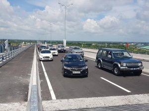 Khánh thành cầu Vàm Cống kết nối giao thông các tỉnh miền Tây