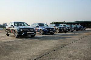 Học viện Lái xe An toàn Mercedes-Benz 2019: An toàn tuyệt đối, cả ngày lẫn đêm
