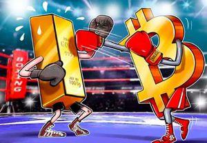 Giá tiền ảo hôm nay (20/5): 'Hãy mua Bitcoin thay vì vàng'