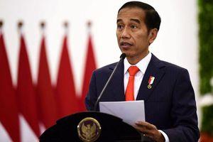 Lãnh đạo Việt Nam gửi điện mừng Tổng thống Cộng hòa Indonesia