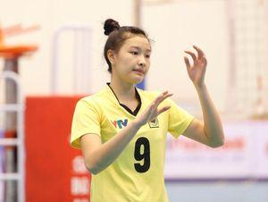 Nhìn gần nhan sắc người đẹp đoạt giải Hoa khôi bóng chuyền