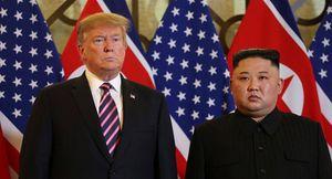 Chủ tịch Kim không tự tin với vốn tiếng Anh trước khi gặp mặt ông Trump
