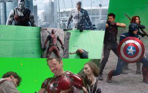 Sẽ ra sao nếu 'Infinity War', Người sói nhà Logan, Deadpool, chiến binh Star Wars nhà Disney không có CGI?