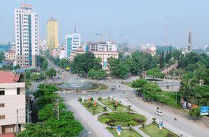 Góp ý điều chỉnh cục bộ Quy hoạch chung TP Thái Nguyên