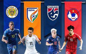 Lịch thi đấu King's Cup 2019: Việt Nam vs Thái Lan quyết đấu