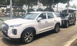 Cả dàn xe Hyundai Palisade 2020 ùn ùn về Việt Nam