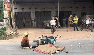 Bắc Giang: Xe tải va chạm xe máy, hai người phụ nữ thương vong