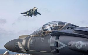 Các lực lượng uy lực Mỹ triển khai giữa lúc căng thẳng với Iran