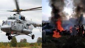 Sĩ quan chỉ huy SPYDER nhận án nặng vì bắn rơi Mi-17