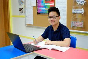 Nam sinh Hà Tĩnh được gần 20 đại học danh tiếng thế giới mời gọi