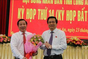 Ông Nguyễn Văn Út được bầu làm Phó Chủ tịch UBND tỉnh Long An