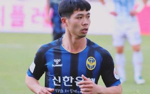CĐV Incheon United muốn Công Phượng ghi bàn