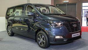 Hyundai Starex thế hệ mới ra mắt tại Đông Nam Á, chờ ngày về Việt Nam