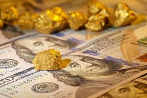 Giá vàng giằng co với đồng USD