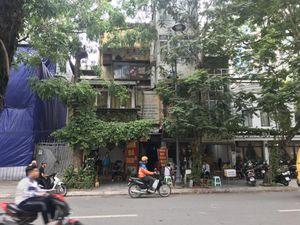 Hà Nội: Vì sao biệt thự cổ 187 Bà Triệu có nguy cơ đổ sập không được xử lý?