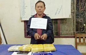 Bắt đối tượng người Lào vận chuyển trái phép 18.000 viên ma túy tổng hợp