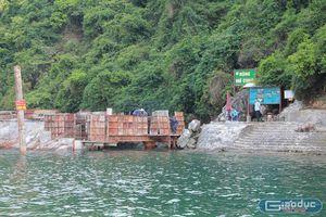 Ai bảo kê cho hàng loạt công trình xây dựng trái phép trên vịnh Hạ Long?
