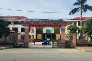 4 quan xã ở Hà Tĩnh dùng bằng giả để tiến thân
