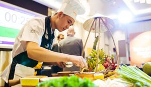 Công bố đội thắng giải cuộc thi nấu ăn Taste of Australia diễn ra trên toàn quốc!