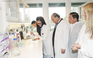 Thủ tướng thăm một số cơ sở kinh tế hàng đầu của Na Uy