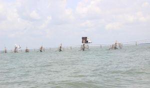 Cảng vụ hàng hải TP.HCM kiểm tra, xử lý đăng đáy vi phạm