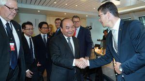 Thủ tướng kỳ vọng hình thành trung tâm sản xuất của Na Uy tại Việt Nam