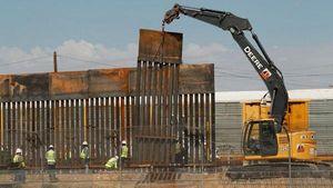 Tòa án Mỹ không ủng hộ kế hoạch xây tường biên giới với Mexico