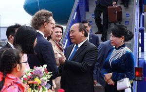 Thủ tướng Nguyễn Xuân Phúc thăm chính thức Vương quốc Thụy Điển