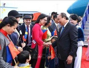 Thủ tướng Nguyễn Xuân Phúc kết thúc tốt đẹp chuyến thăm chính thức Na Uy, bắt đầu thăm chính thức Thụy Điển
