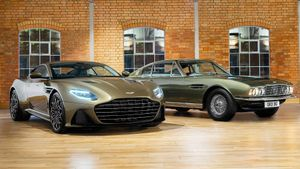 Aston Martin ra mắt DBS Superleggera kỷ niệm bộ phim 007 thứ 6