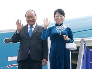 Thủ tướng đến Stockholm, bắt đầu thăm chính thức Thụy Điển