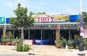 Hàng loạt nhà hàng, khách sạn ven biển Đà Nẵng xây dựng không phép, vượt phòng