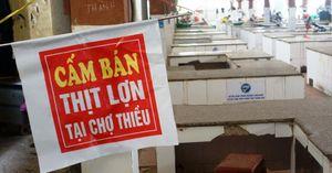 Thanh Hóa: Hủy quy định cấm bán thịt lợn ở chợ